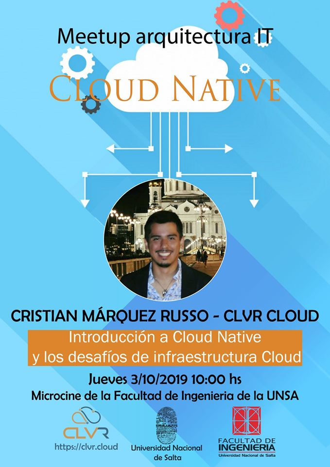 Cloud Native Ing